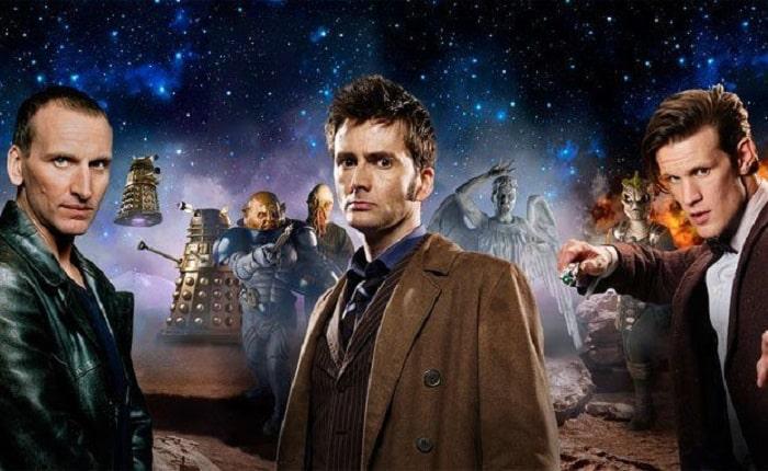 Hangi Yabancı Diziyi İzlemeliyim - Doctor Who