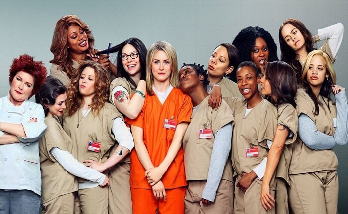 Hangi Yabancı Diziyi izlemeliyim - Orange Is The New Black