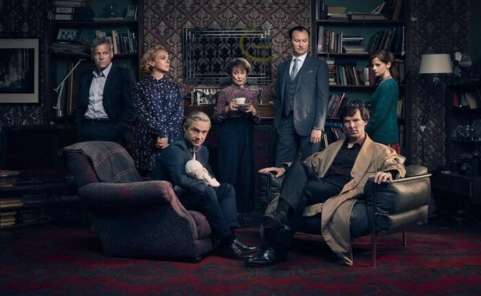 En iyi Yabancı Diziler Sıralaması - Sherlock