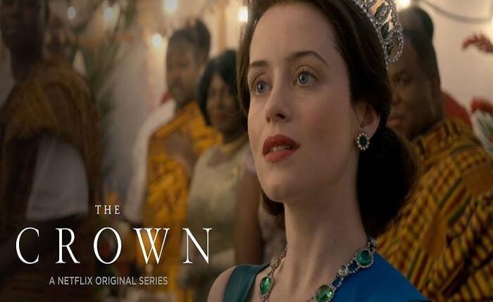 İzlenilmesi Gereken Yabanacı Dizi Önerileri - The Crown