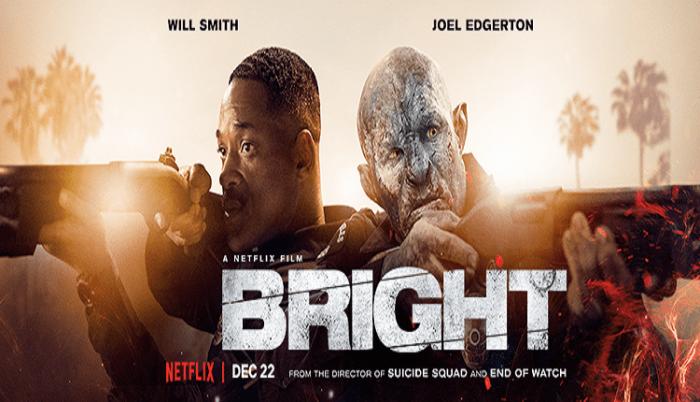 Bright: Orklar, Elfler, Periler ve İnsanlar