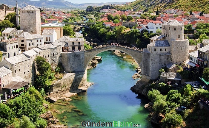 Vizesiz Yurt Dışı Tatil Önerileri Bosna Hersek
