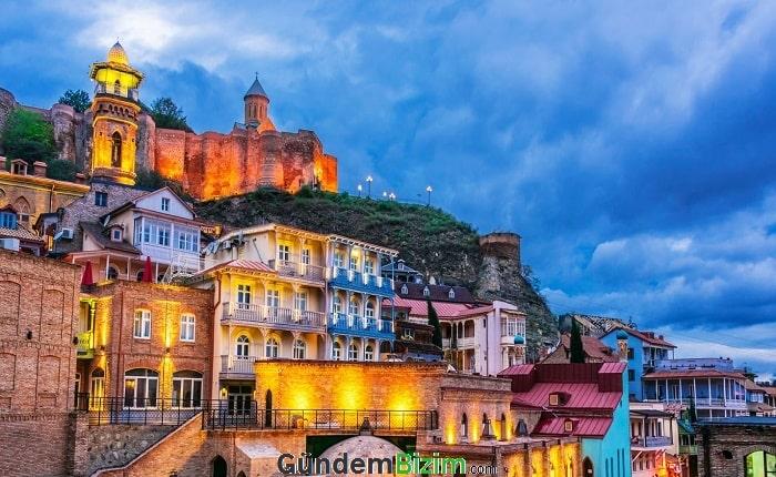 Vizesiz Yurt Dışı Tatil Önerileri Gürcistan