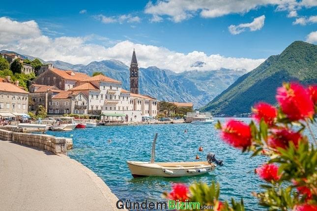 Vizesiz Yurt Dışı Tatil Önerileri Karadağ