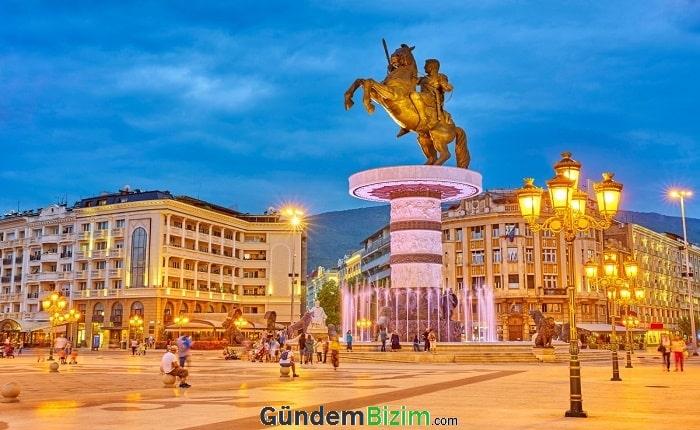 Vizesiz Yurt Dışı Tatil Önerileri Makedonya