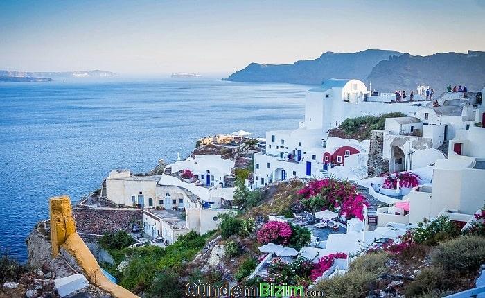 Vizesiz Yurt Dışı Tatil Önerileri Yunanistan