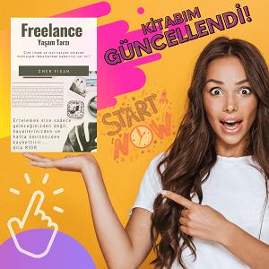 Freelance Yaşam Tarzı Kitabım